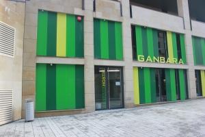 Ganbara! Our Hostel!